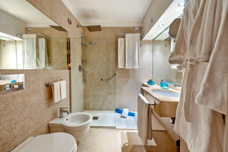 Hotel Marina di Ragusa - Camera Palace con Jacuzzi