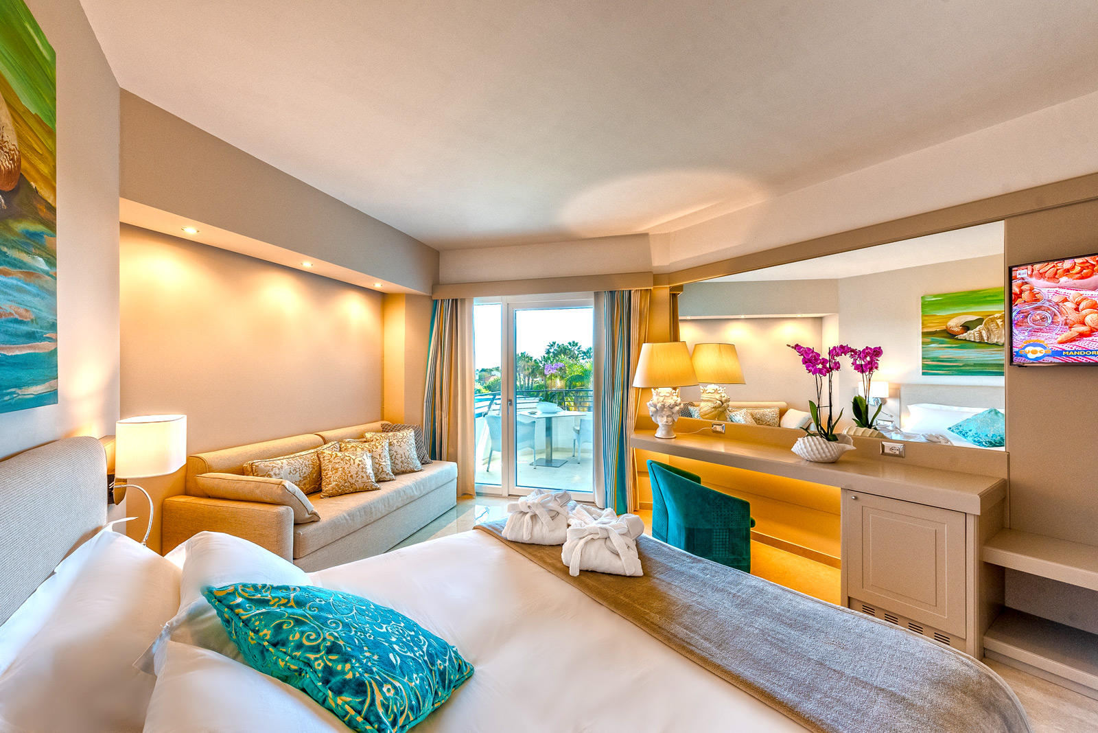 Hotel Marina di Ragusa Camera-Palace