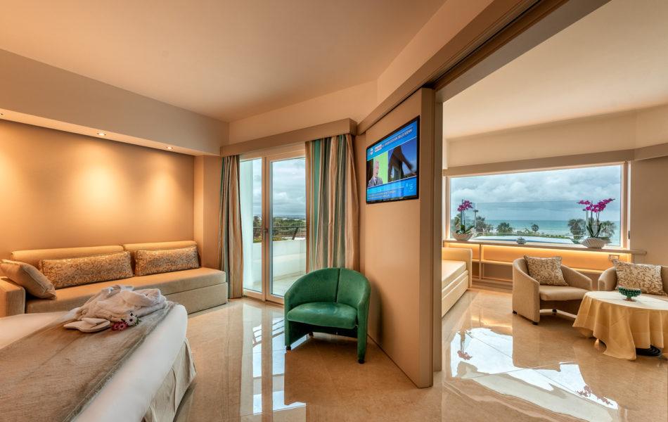 Hotel Marina di Ragusa SUITE-JACUZZI