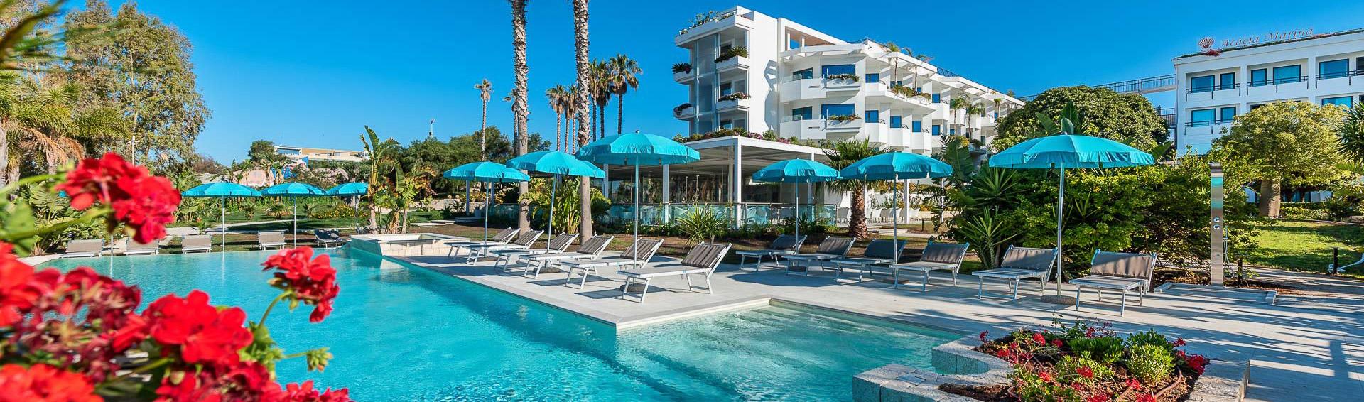 Hotel Marina di Ragusa Acacia Palace - pool