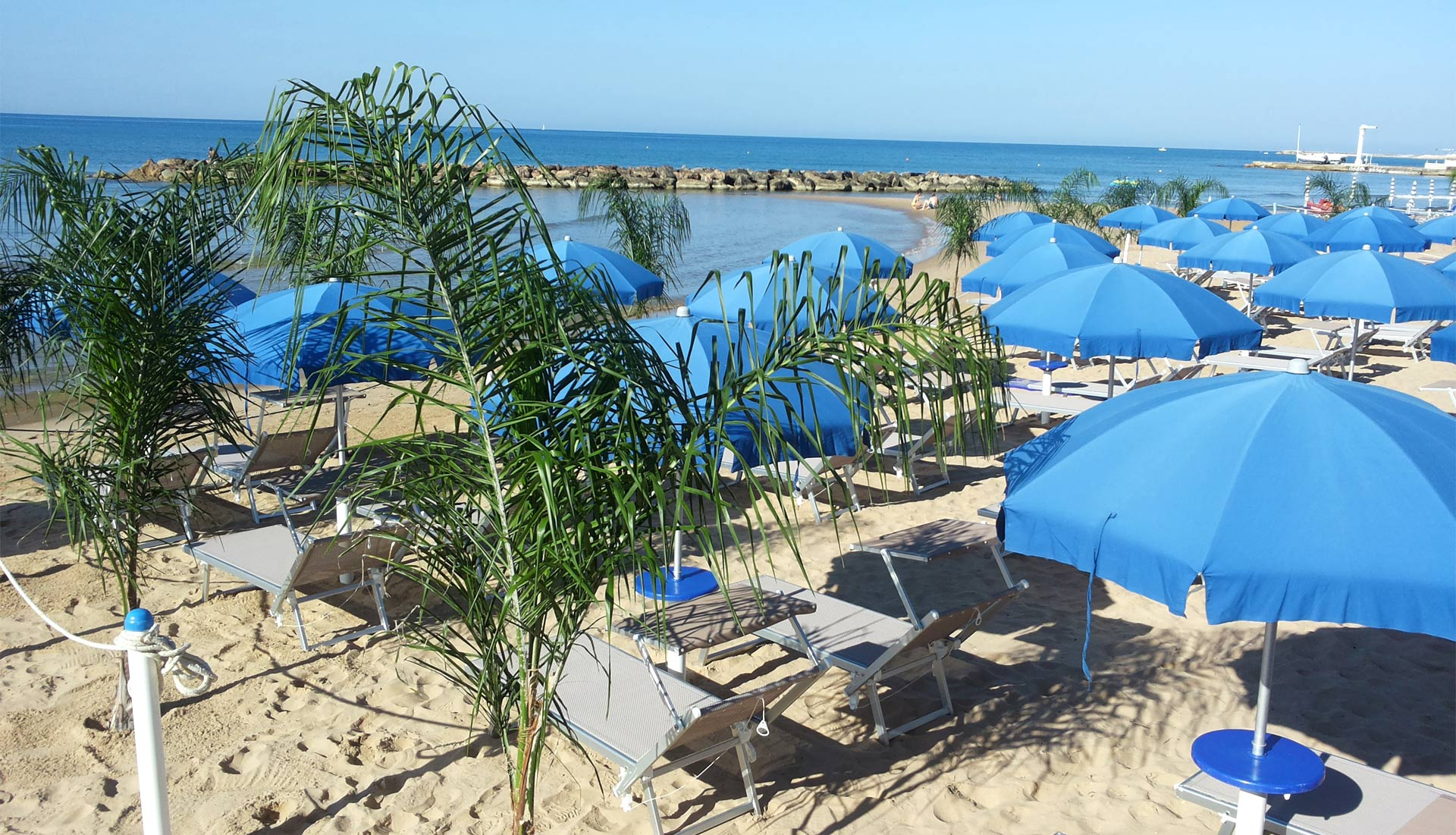 Spiaggia Marina di Ragusa - Acacia Palace