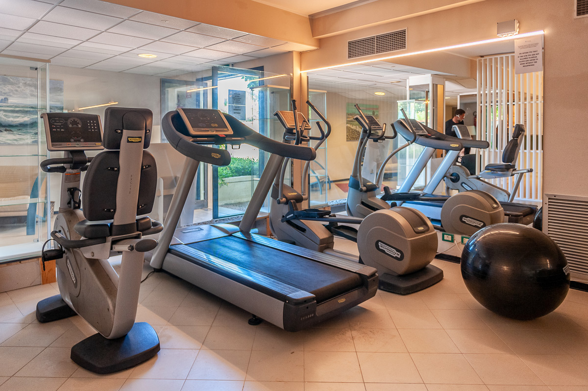 Hotel Marina di Ragusa - Acacia Palace - Bien-être et Fitness